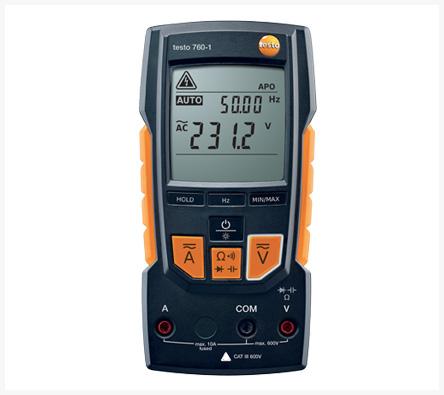 Digitální multimetr testo 760-2
